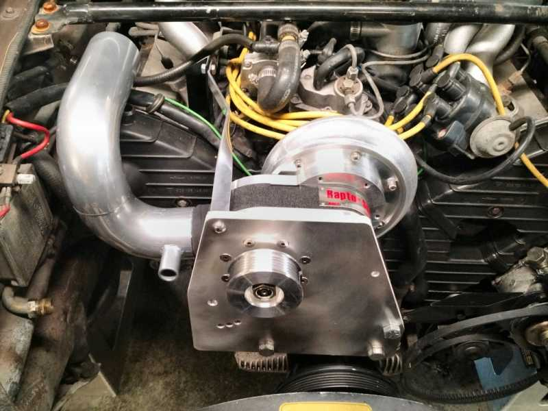 928 Owners Club Forum :: Topic: New Supercharger kit for the